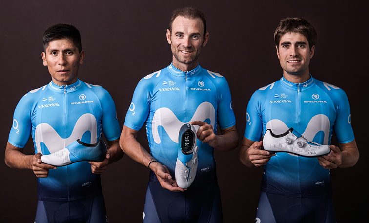 Imagen del post 'Fi'zi:k Infinito R1 Movistar Team'