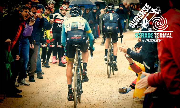Imagen del post 'OURENSE STRADE TERMAL 2018 BY RIDLEY'