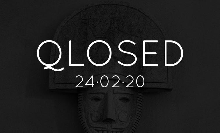 Imagen del post 'QLOSED'